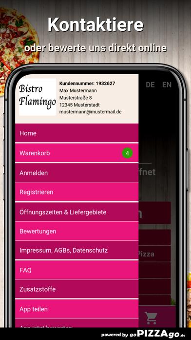 Bistro Flamingo Hildesheim screenshot 3