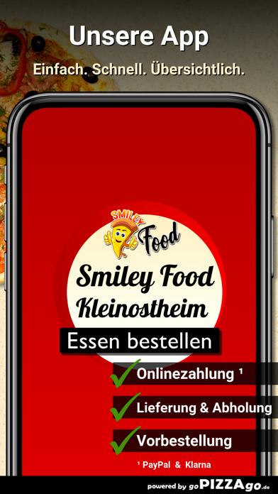 Smiley Food Kleinostheim screenshot 1