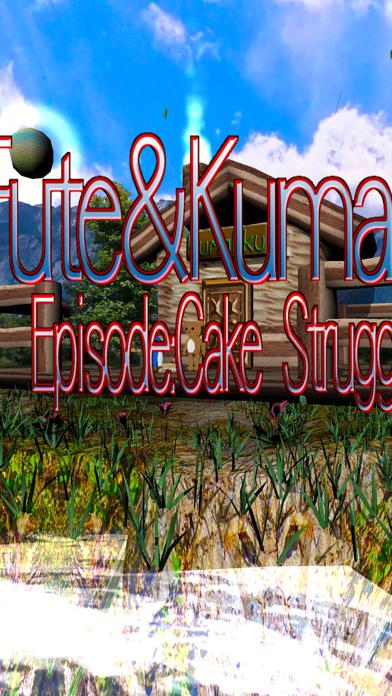 Fute&Kuma EP:Cake Struggle screenshot 2