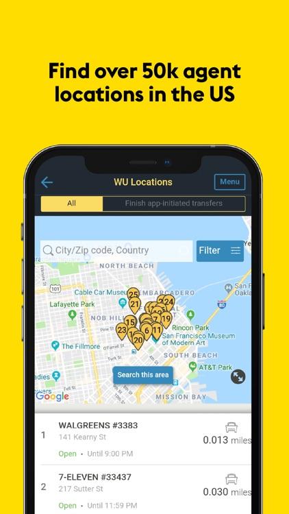 Western Union®: Money Transfer screenshot-6