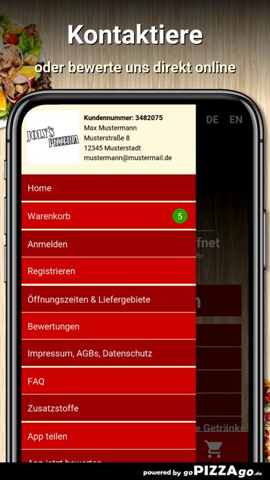 Jolys Pizzeria Dortmund screenshot 3