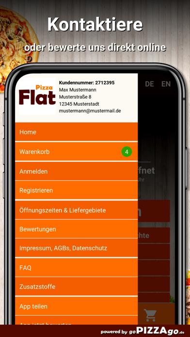 Pizza Flat Darmstadt screenshot 6