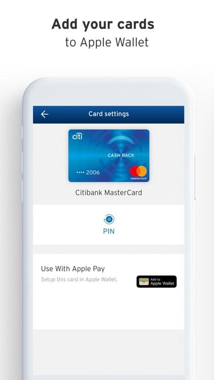 Citibank RU screenshot-3