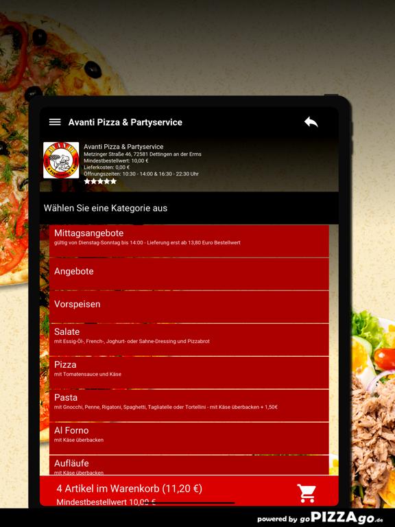 Avanti Dettingen an der Erms screenshot 8