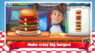 バーガーシェフのレストランのゲーム紹介画像5