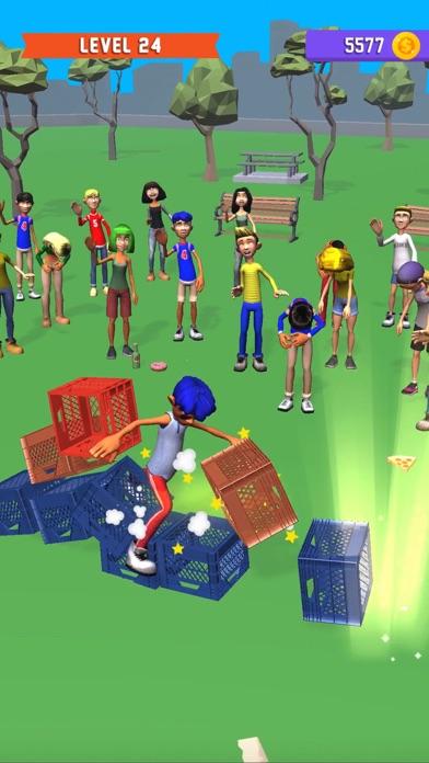 Milk Crate Challenge 3D screenshot 4