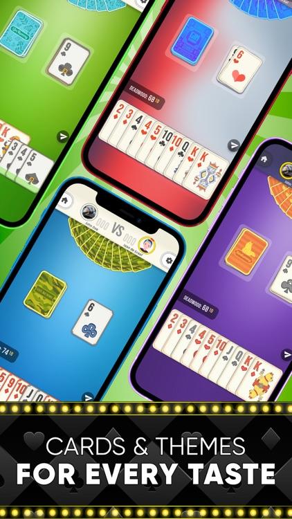 Gin Rummy: Classic Card Game screenshot-4