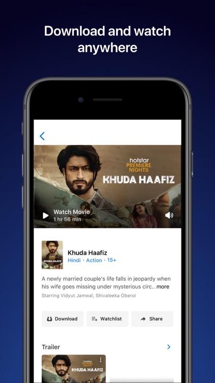 Hotstar- Live Cricket & Movies screenshot-6