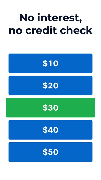 FloatMe: Payday Cash Advance screenshot-9