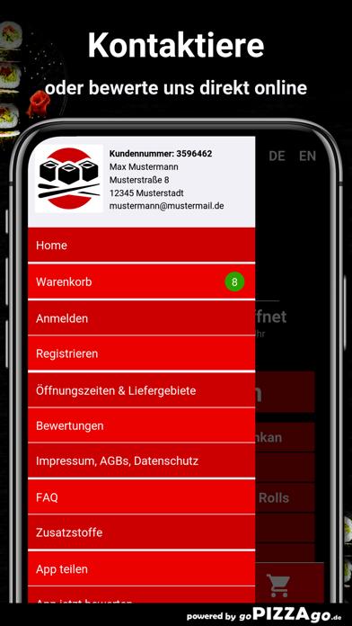 Taiko Sushi Saarbrücken screenshot 3