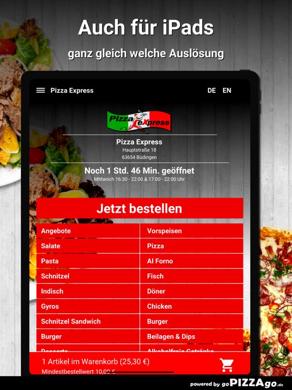Pizza Express Büdingen screenshot 7