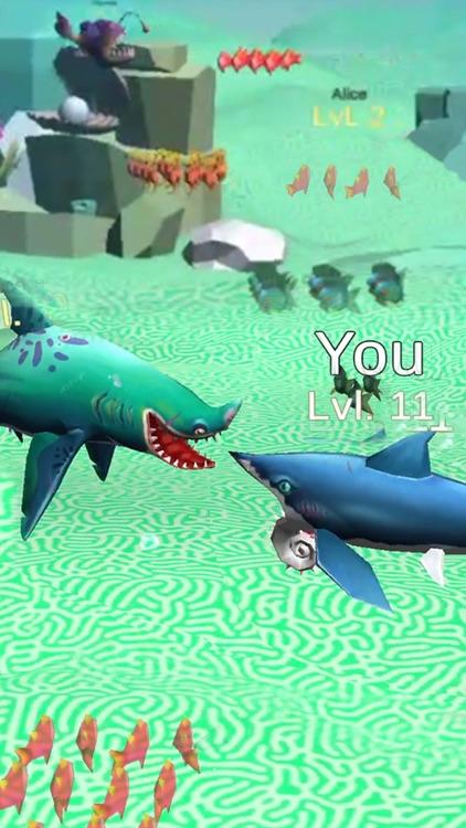 鲨鱼袭击 - Shark Attack game screenshot-5