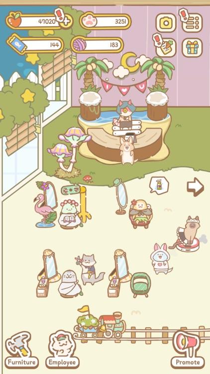 Cat Spa screenshot-4