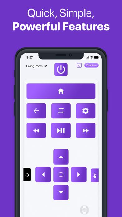 Universal Remote - TV Control iPhone app afbeelding 2