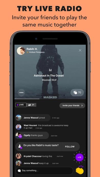 Anghami: Play Music & Podcastsのおすすめ画像7
