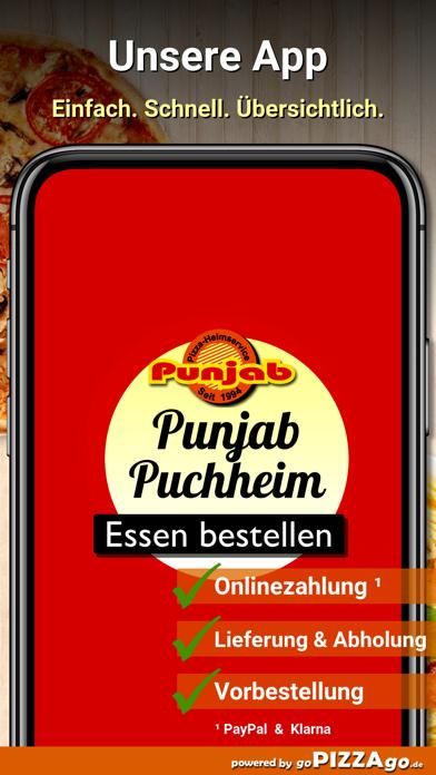 Pizza-Punjab Puchheim screenshot 1