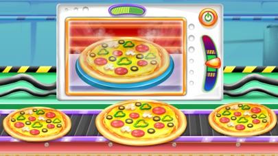 ピザ メーカー ショップ 調理 ゲーム紹介画像1