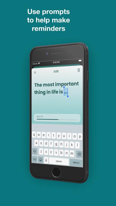 Pearl: Wellness Reminders screenshot 3