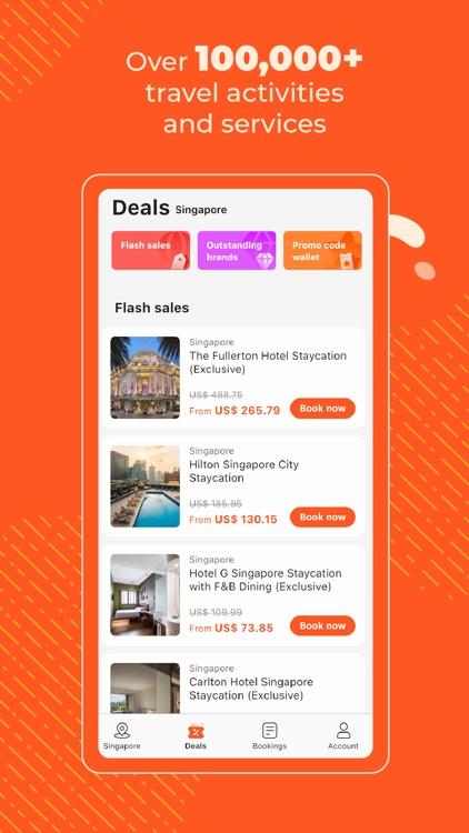 Klook: Travel & Leisure Deals