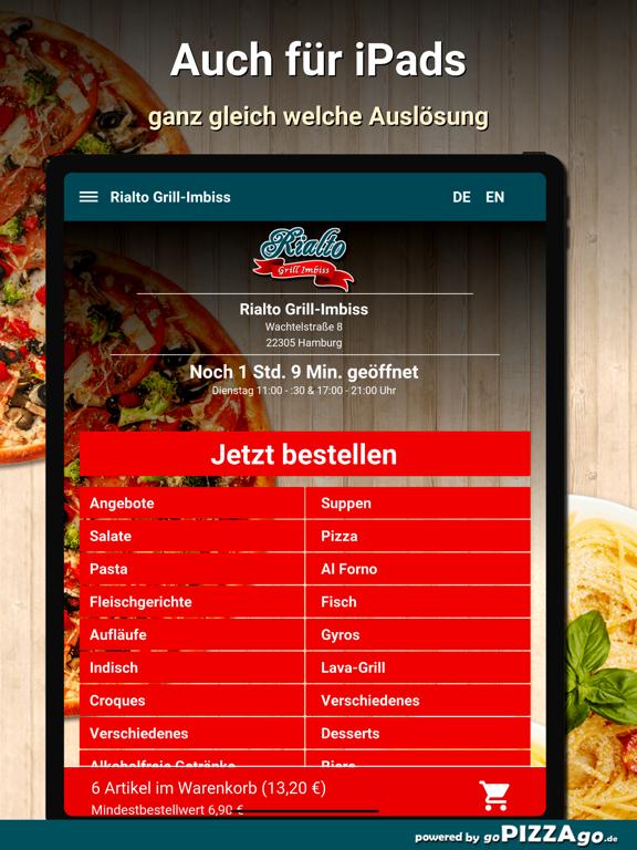 Rialto Grill-Imbiss Hamburg screenshot 7