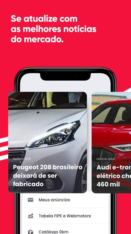 Webmotors - anunciar carros screenshot-6