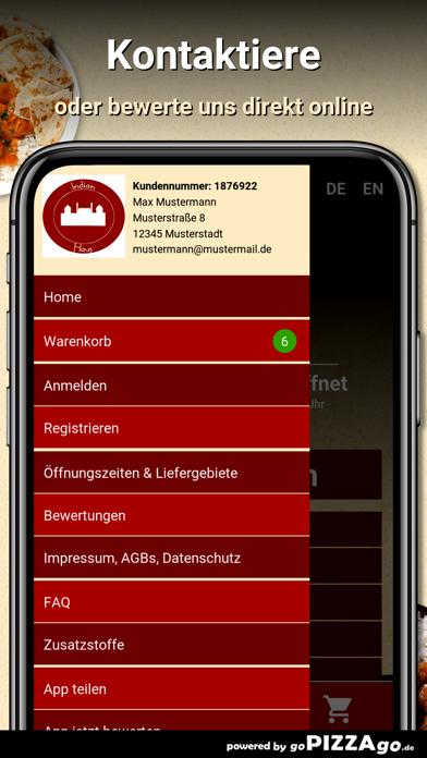 Indian Haus Immenhausen screenshot 3
