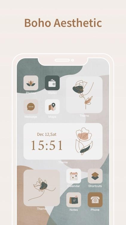 Icon Theme: Minimalist,Neutral screenshot-5