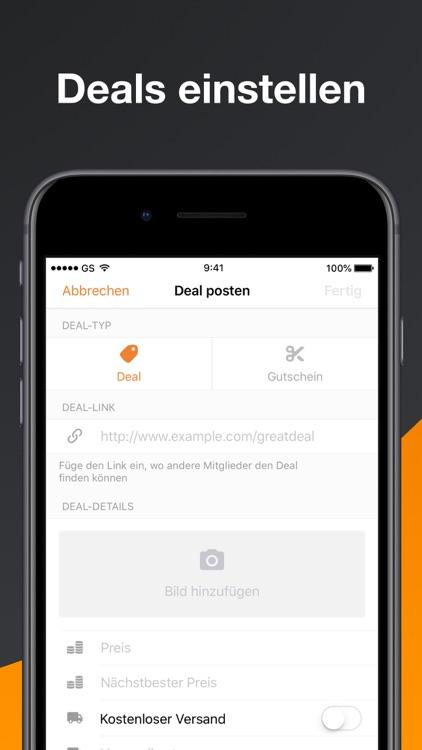 Preisjäger – Gutscheine, Deals screenshot-4