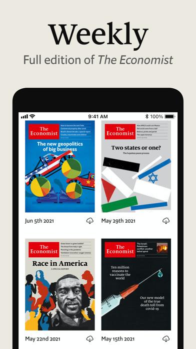 The Economistのおすすめ画像4
