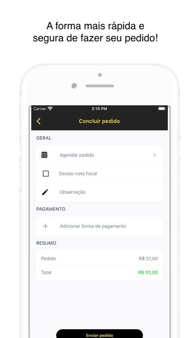 Select Pastelaria screenshot 5
