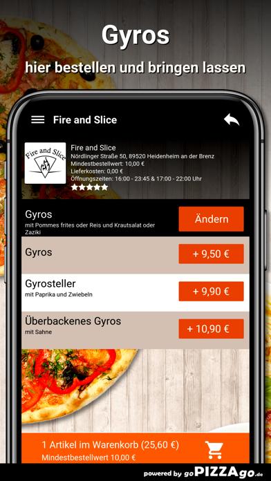 Fire and Slice Heidenheim screenshot 6