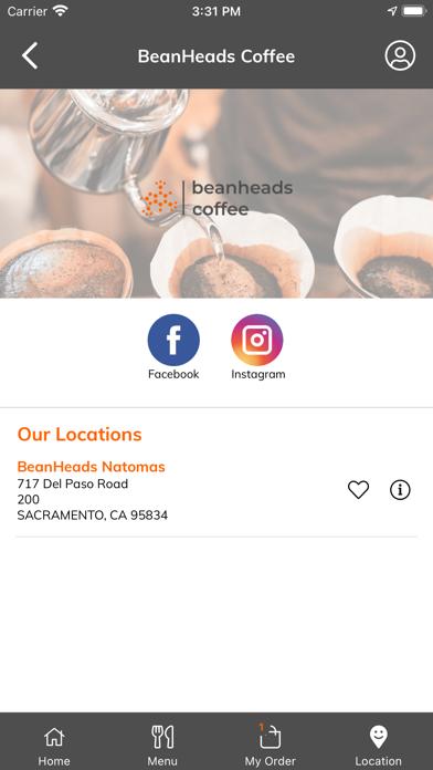 BeanHeads Coffee screenshot 6