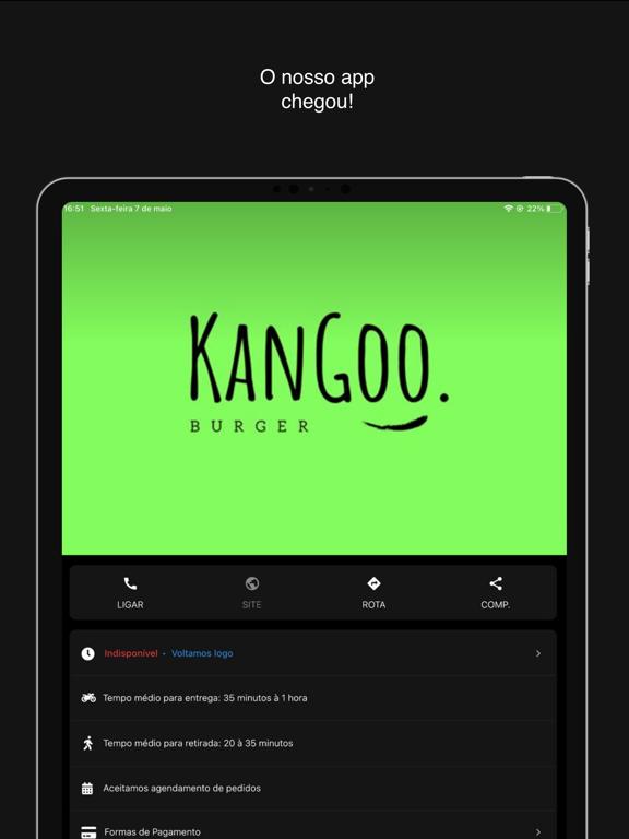 Kangoo Burger screenshot 7
