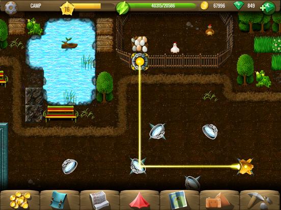 Diggy's Adventure: Puzzels iPad app afbeelding 5