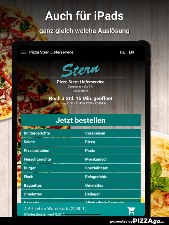 Pizza Stern Berlin screenshot 7