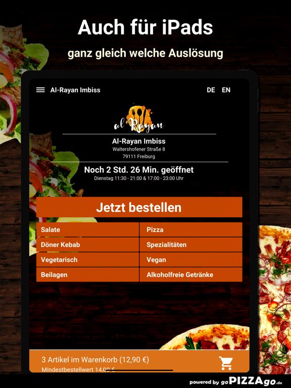Al-Rayan Imbiss Freiburg screenshot 7