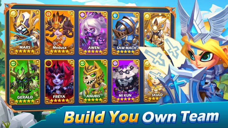 Taptap Heroes:New Pets screenshot-0