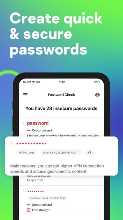 Kaspersky Security Cloud & VPN screenshot-6
