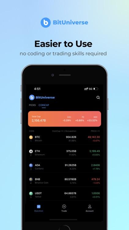 BitUniverse Pro screenshot-3