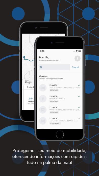 Mobili Rastreamento screenshot 3