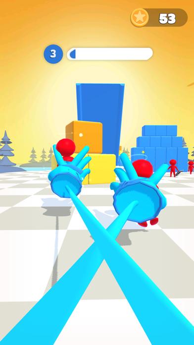 Hand Fighter 3D screenshot 1