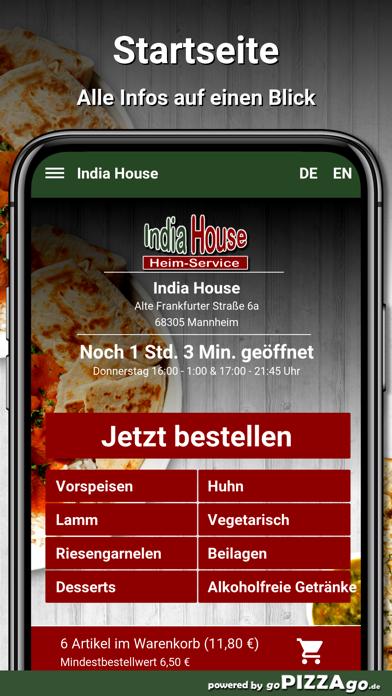 India House Mannheim screenshot 2