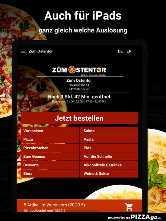 Zum Ostentor Essen bestellen screenshot 7