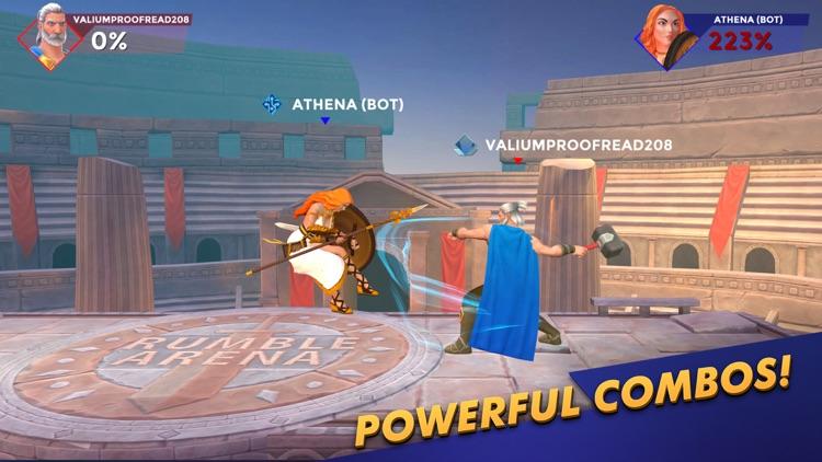 Rumble Arena: Legends screenshot-0