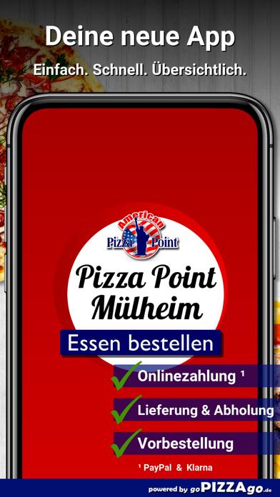 American Pizza Point Mülheim screenshot 1