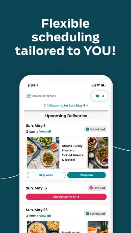 Goodfood: Meal Kit & Groceries screenshot-5