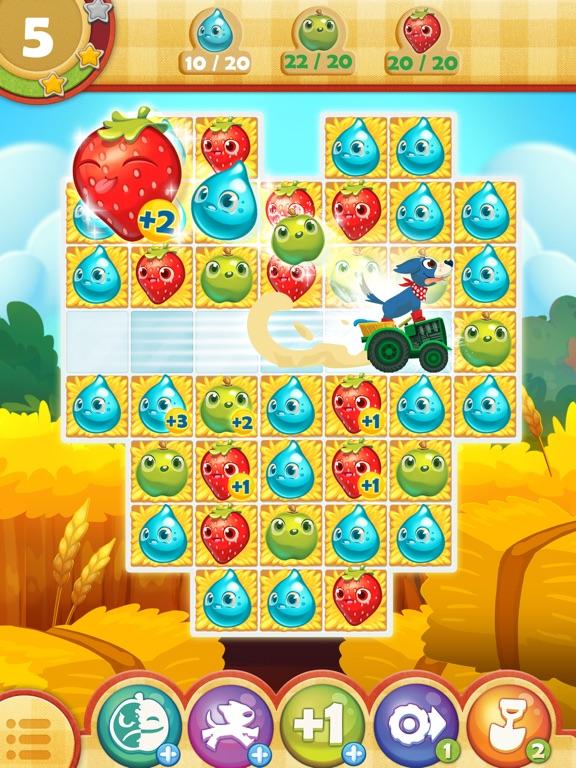 Farm Heroes Saga iPad app afbeelding 3