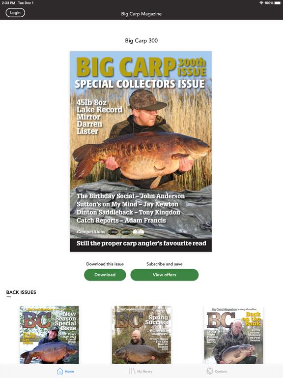 Big Carp Magazineのおすすめ画像1