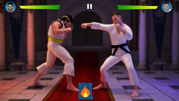 Karate Kings Fight 21
