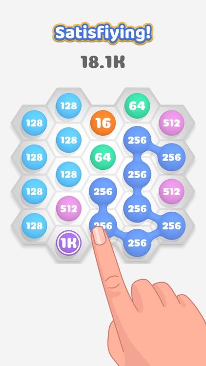 Hexa Connect 3D screenshot-3